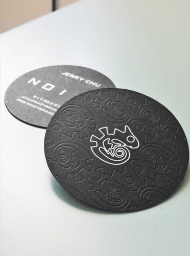 Noizy Brands - Business Card